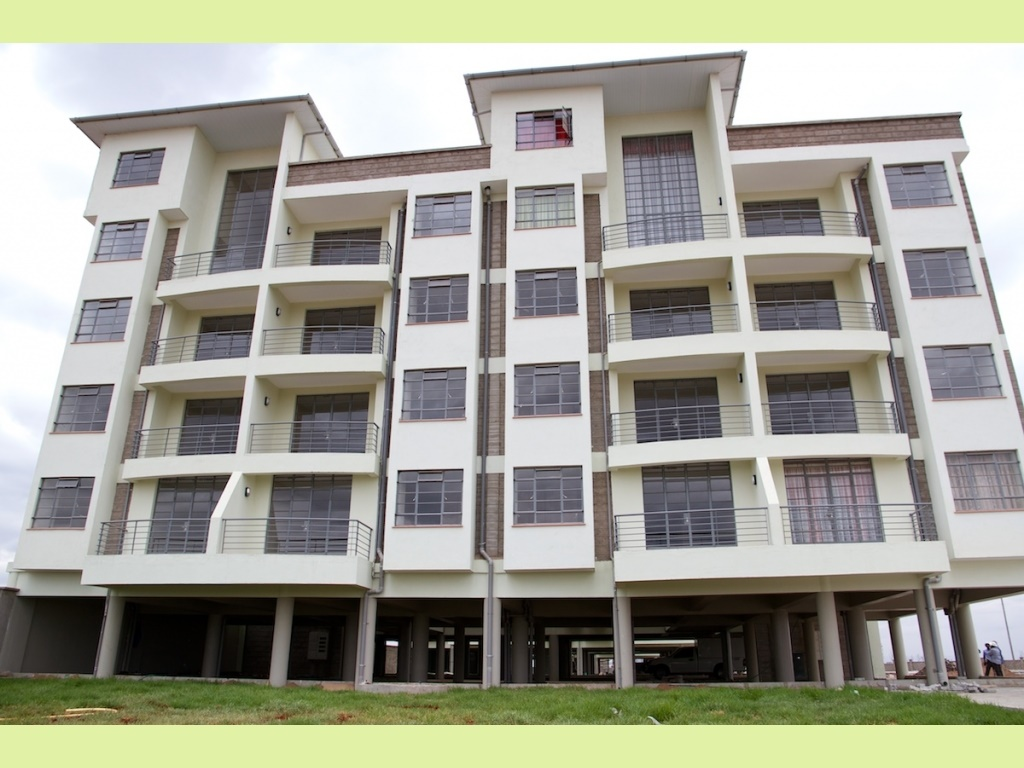 Juja South Estate 2 Bedroom apartments