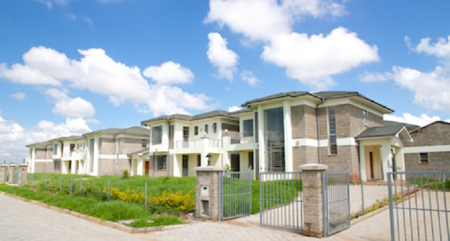 Juja South Estate 3 Bedroom townhouse
