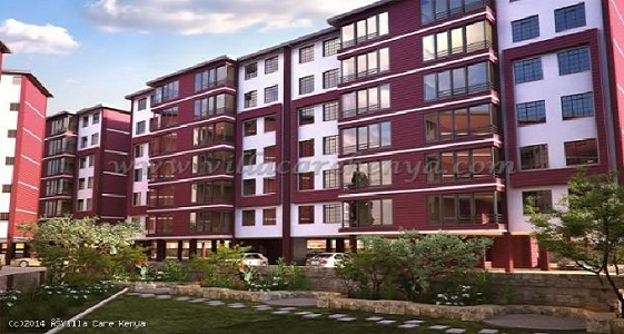Lenana Gardens 2 Bedroom Apartments