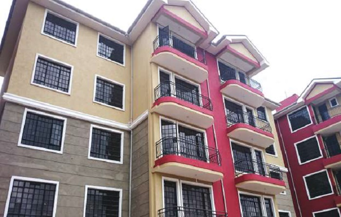 Zen-Rubi Apartments Mombasa Road