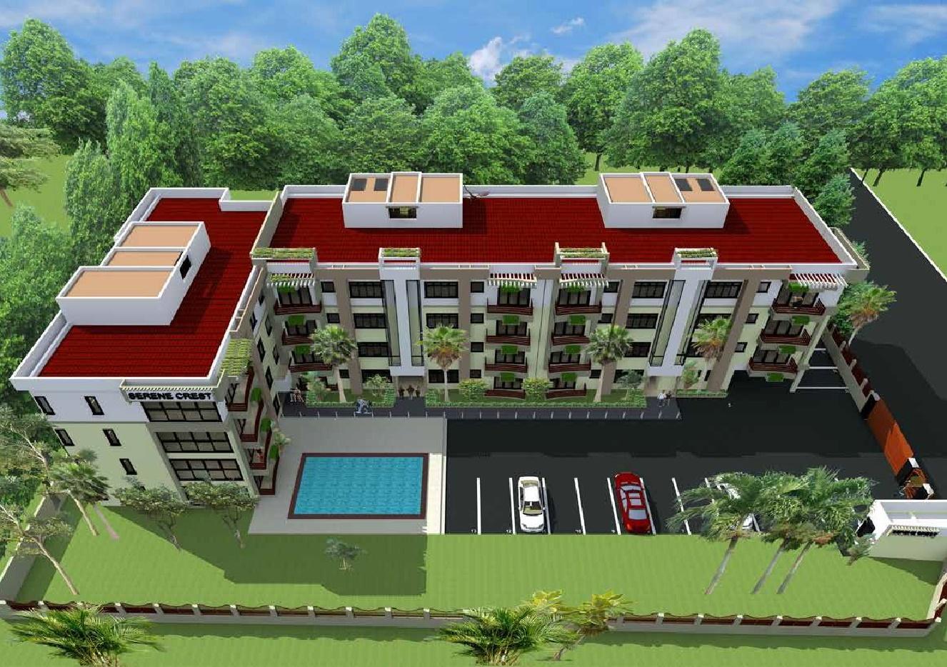 SERENE CREST APARTMENTS-KIGALI, RWANDA