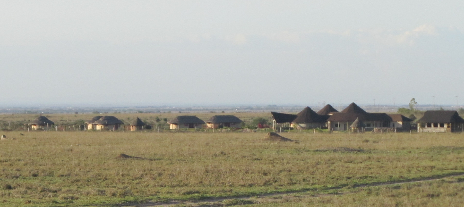 FALCON PLAINS-OFF ISINYA KONZA BYPASS