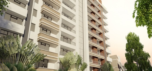 Thika Gateway Plaza residential view