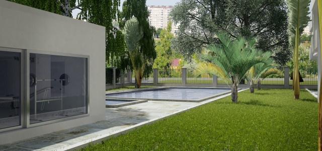 Thika Gateway Plaza swimming pool