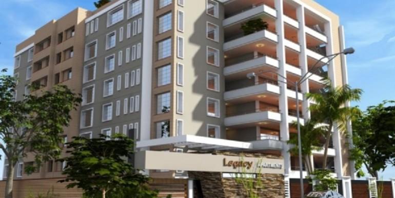 legacy apartments