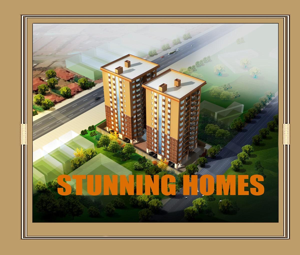 STUNNING HOMES KILIMANI-LENANA ROAD. 2 & 3 BEDROOM