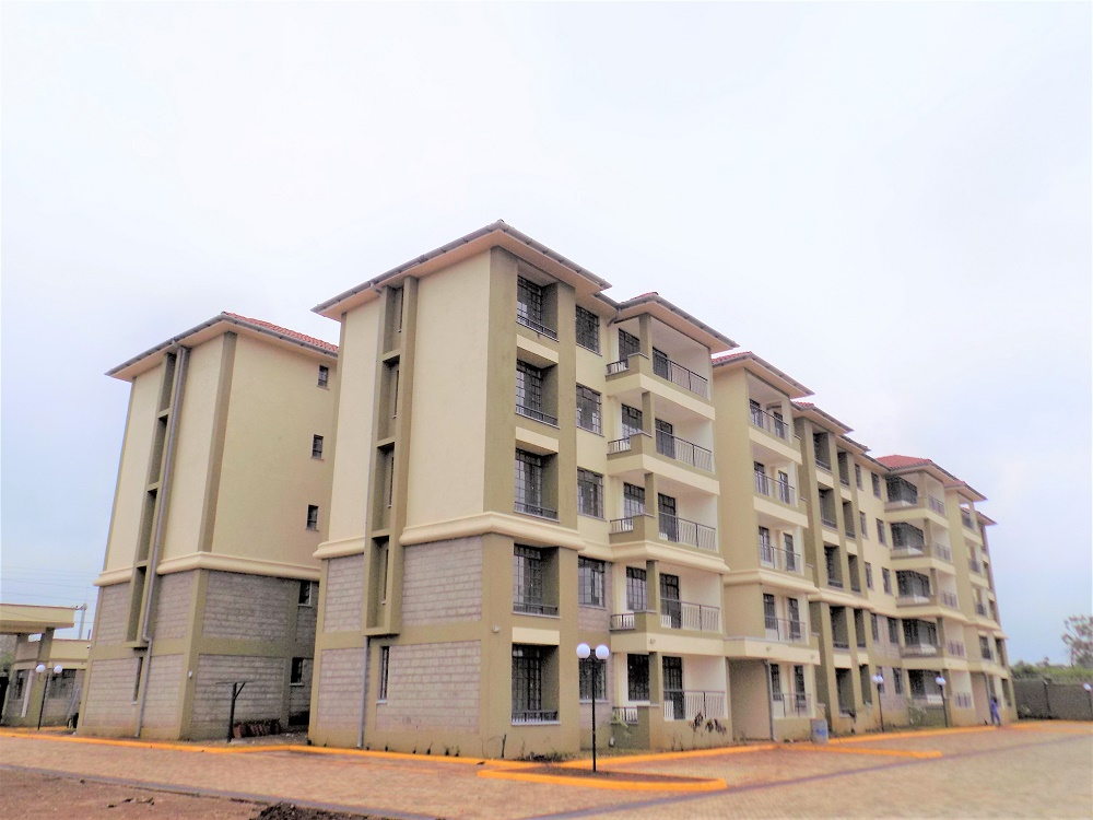 BRIDGEVIEW PARK APARTMENTS-OFF WAIYAKI WAY, UTHIRU