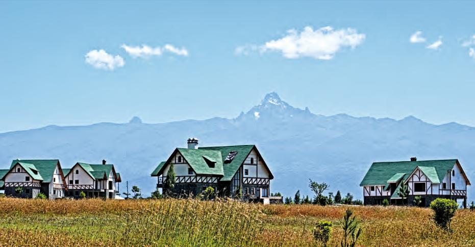 Mt Kenya Holiday Homes-Naromoru
