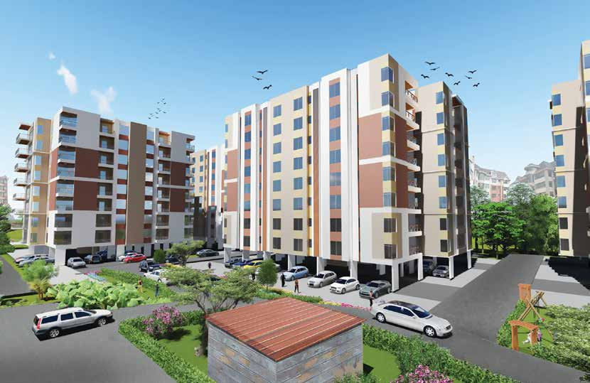 BANDARI APARTMENTS PHASE II-SOUTH C