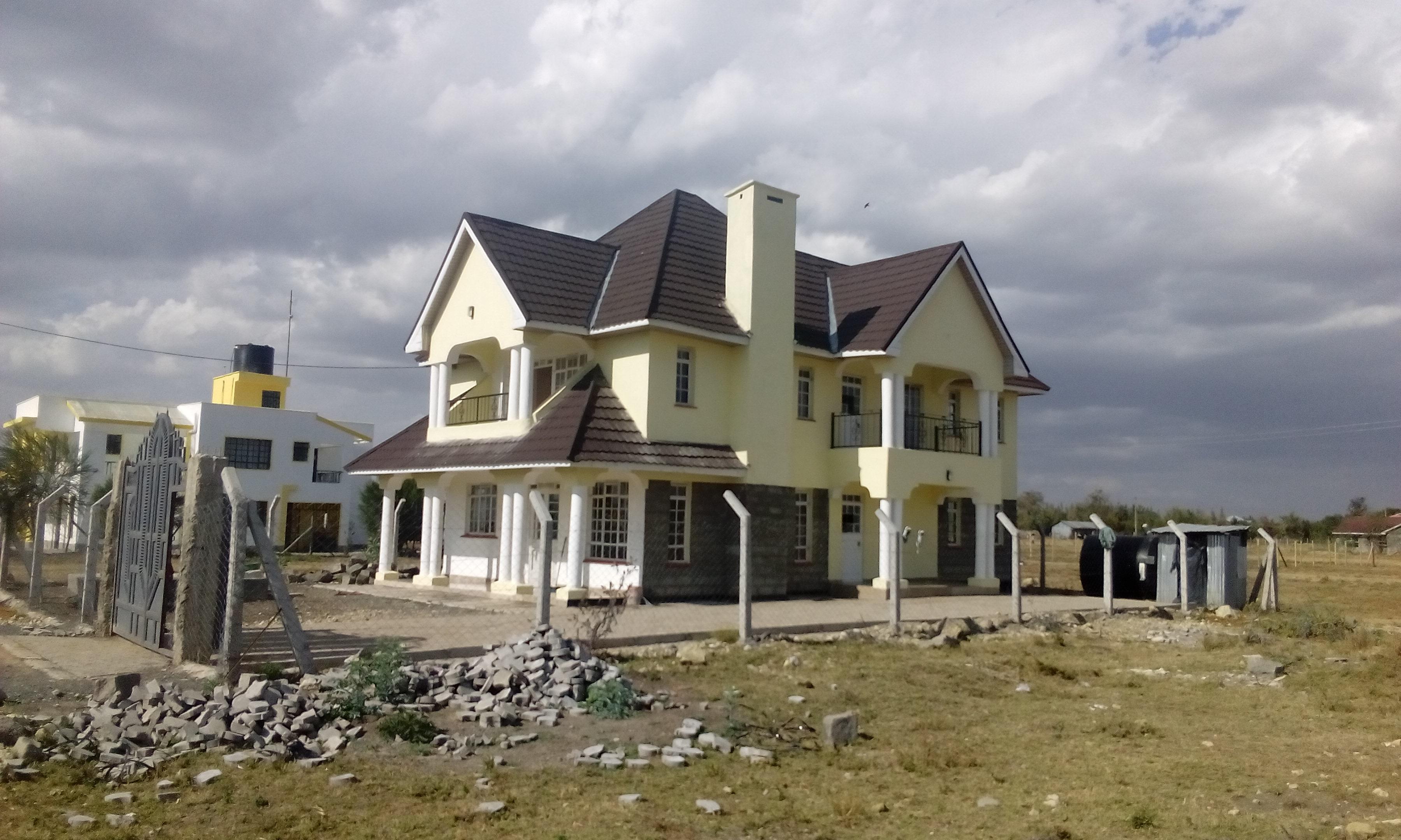 HOUSE IN KITENGELA -ACACIA AREA.