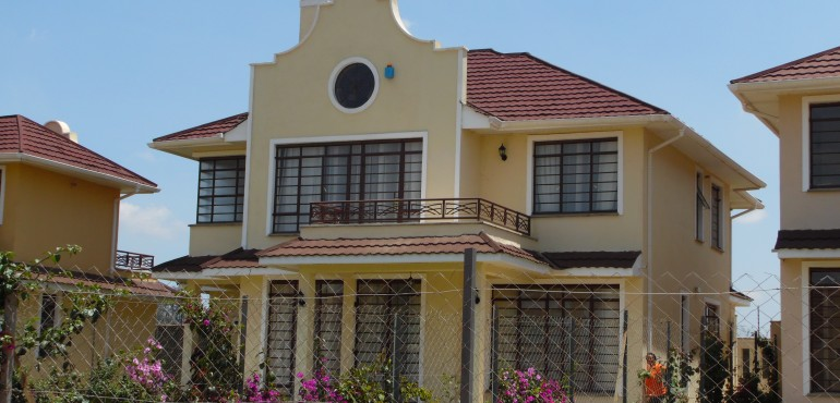 KENCOM SACCO VILLA-FOR RENT