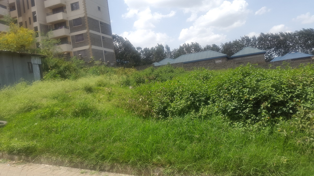 Land for Sale-Rongai.