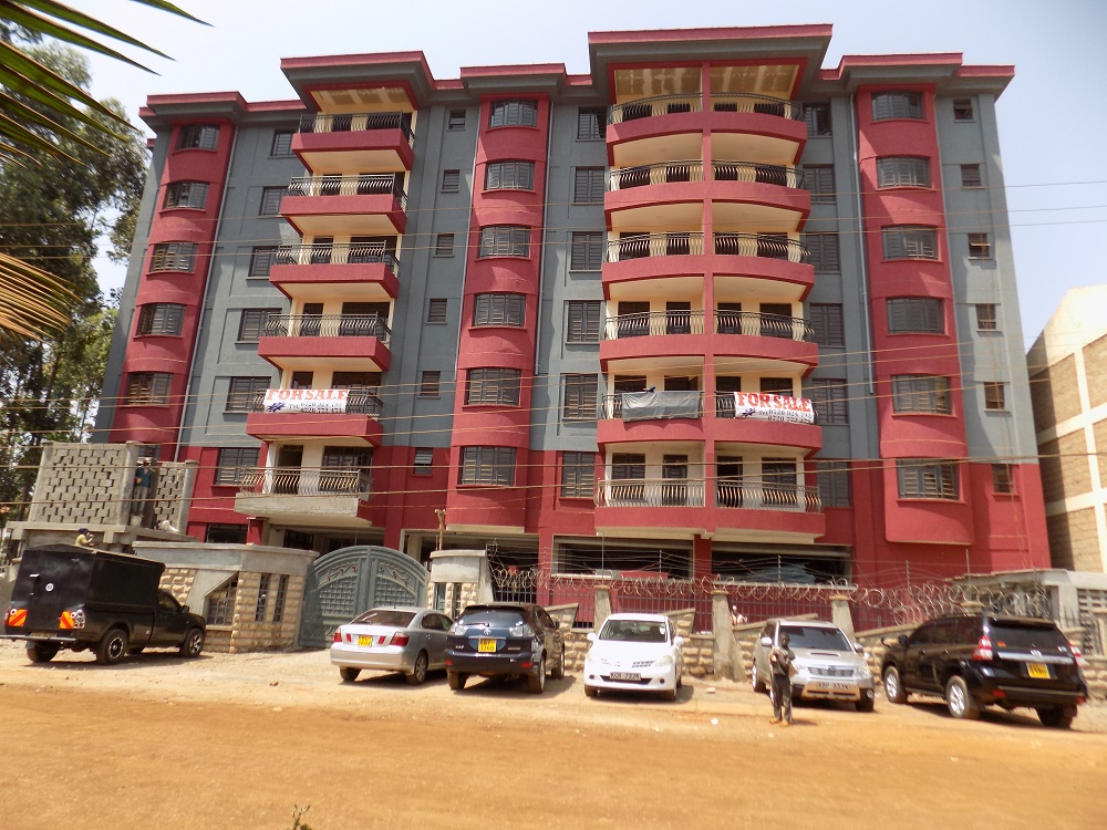 DAINTY APARTMENTS-THINDIGUA, KIAMBU ROAD