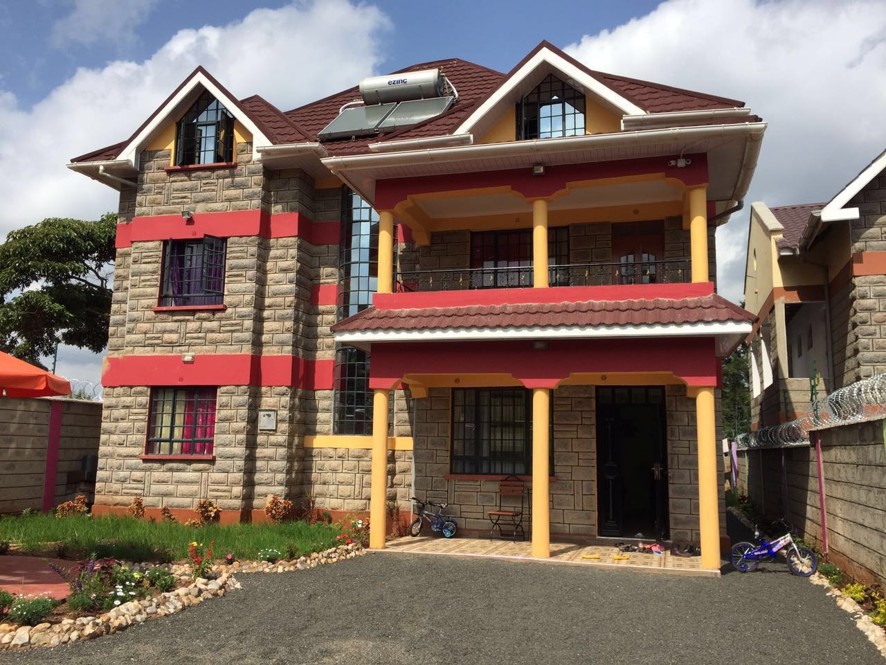 MANSION IN NGONG