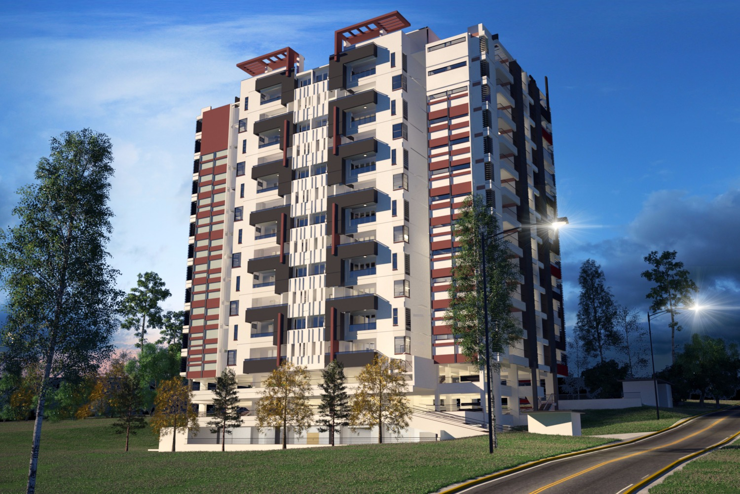 BARINI APARTMENTS-HURLINGHAM