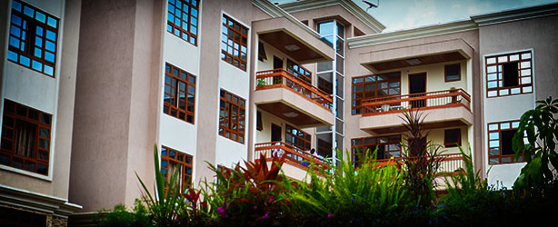 SKYROCK APARTMENTS-KILIMANI
