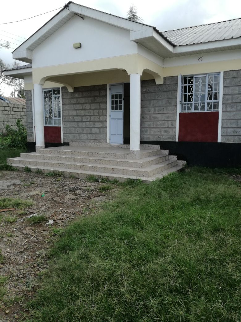 3 Bedroom bungalow Ongata Rongai