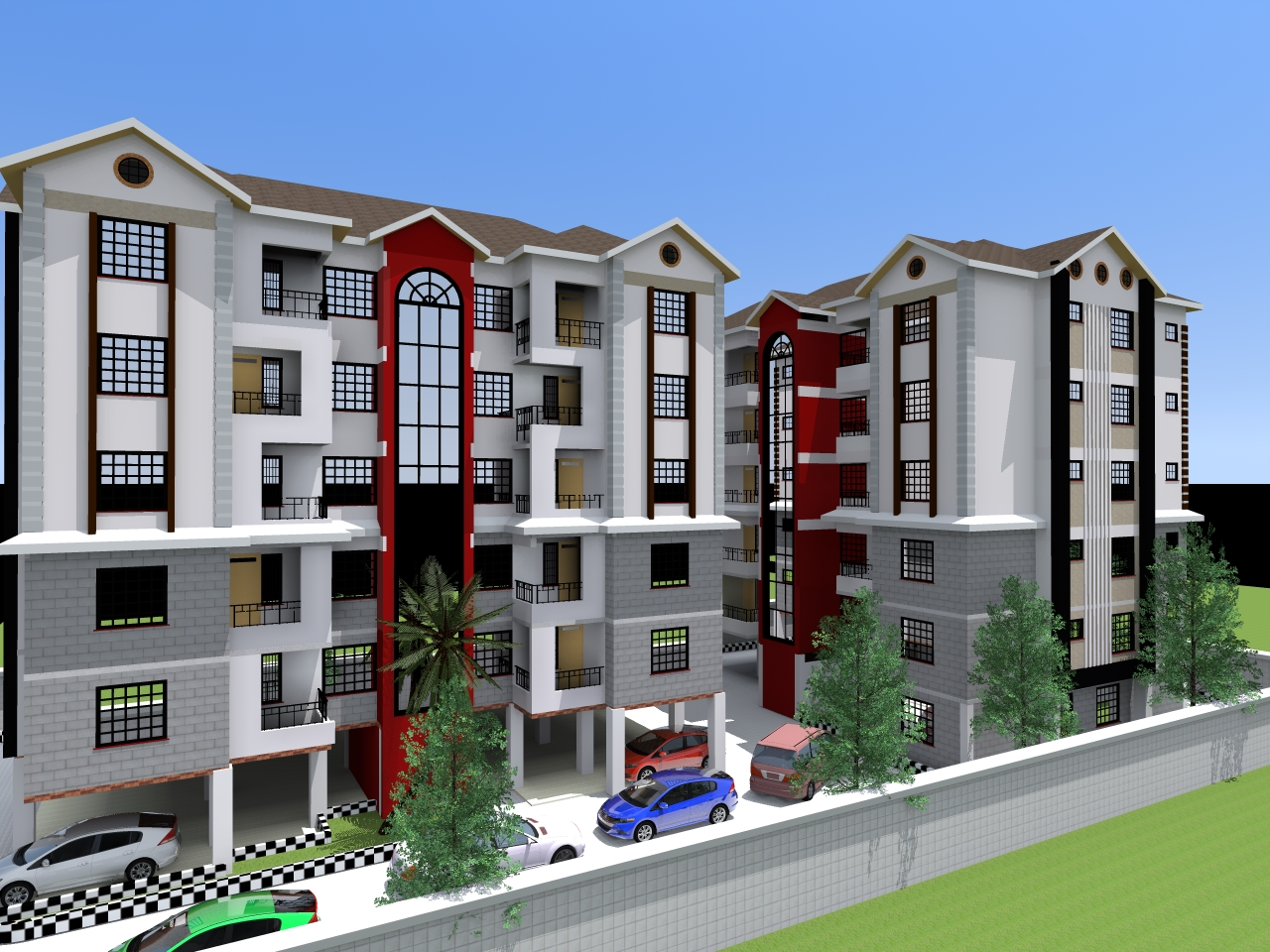 COZY HAVEN APARTMENTS-THINDIGUA, KIAMBU ROAD.