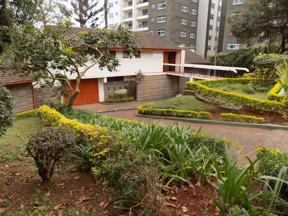 HOUSE FOR OFFICE USE TO LET-KILELESHWA